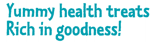 Goaties by InterClinical - Yummy health treats Rich in Goodness