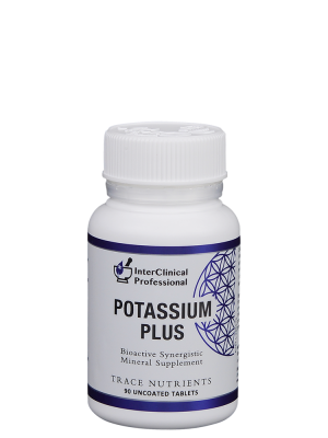 InterClinical Professional Potassium Plus